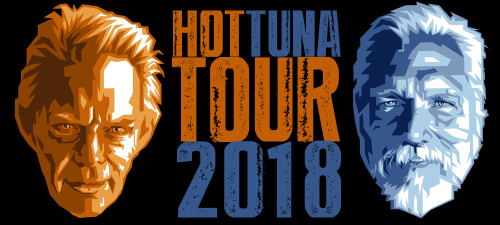 Hot Tuna Tour 2018
