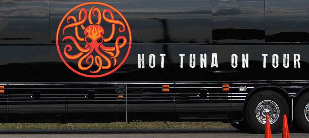 Hot Tuna Tour 2014